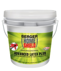 Berger Advanced Latex Plus Polymer for Waterproofing and Repair