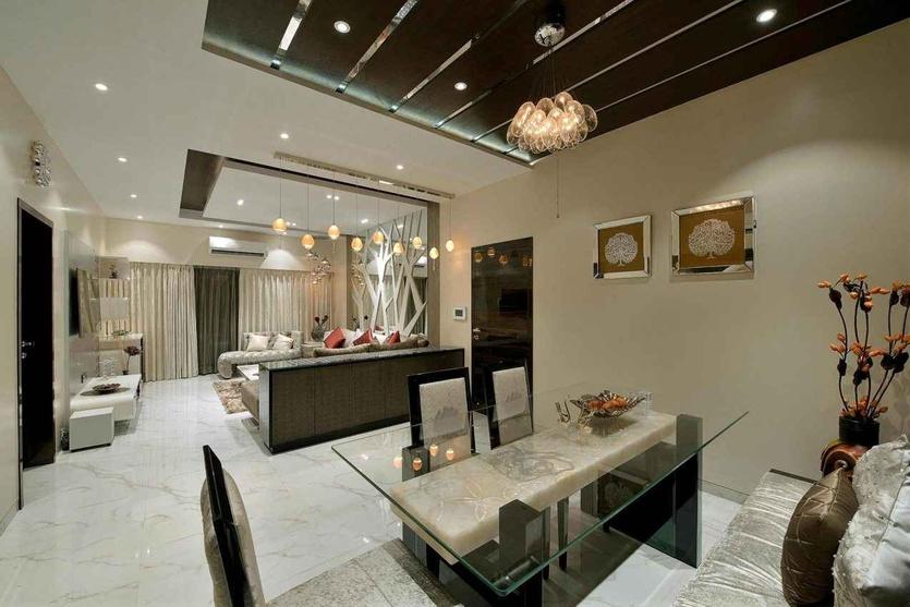 Bharti arora by milind pai architect in mumbai - The living room mumbai maharashtra ...