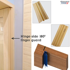 HINGE SIDE 180 DEGREE FINGER GUARD
