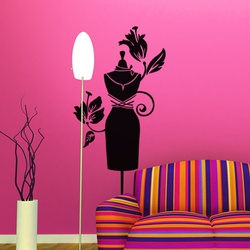 Feel Dressy Wall Decal ( KC123 )