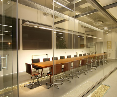 Security Glass Solutions for Office