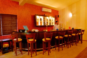 Bar Design Idea by Ar. Bindu Narayan