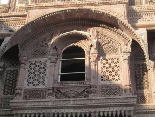 Jharokas of Rajasthan
