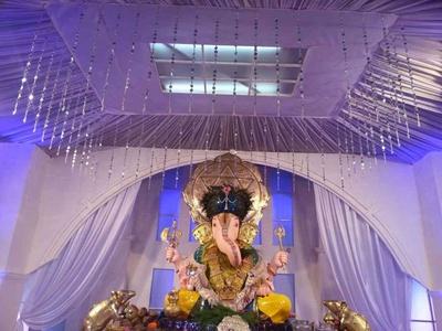 Ganesh chaturthi home decorations decorating ideas images themes pandal decorations altavistaventures Image collections