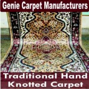 Traditional Hand Knotted Carpets