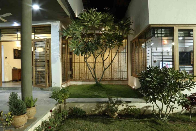 Kasliwal Bungalows By 4th Axis Design Studio Architect In Pune
