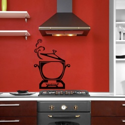 Whats Cooking Wall Decal ( KC346 )