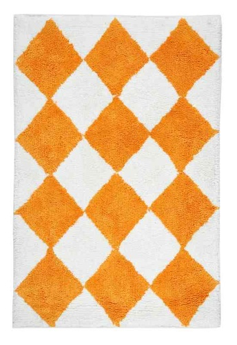 Lincoln Plush Cotton Bathroom Rugs