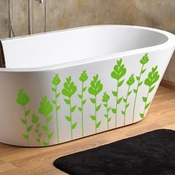 Wild Grass Wall Decal ( KC258 )