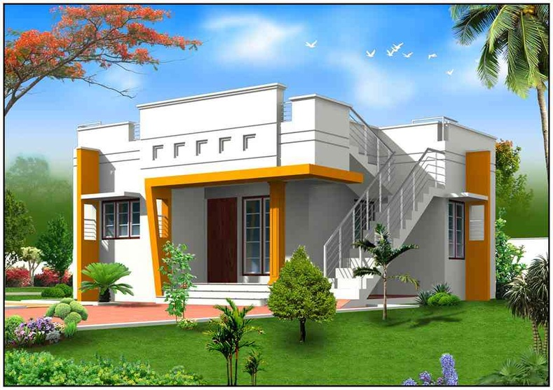 800 000 700 Sqft House For Rs 8 Lakhs
