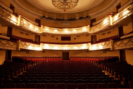 Cultural & Event Centers – Auditorium Automation Systems