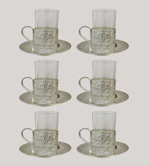 Cup with Saucer (Set of 6)