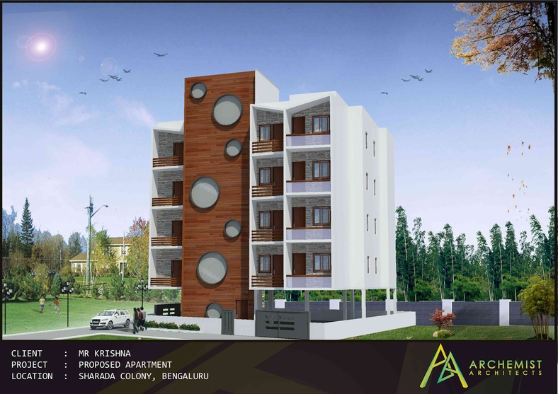 Low Rise Apartments In Bangalore