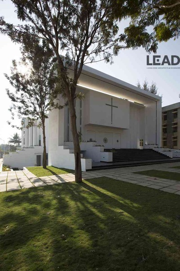 Church project, Bangalore
