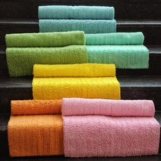Malton Simple Cotton Bath Rugs