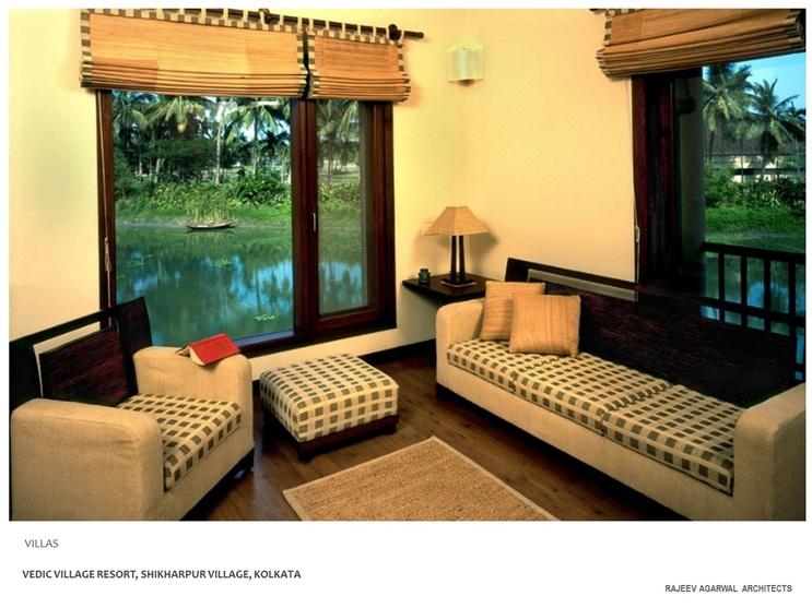 Vedic Village Resort Kolkata By Rajeev Agarwal Architect In New