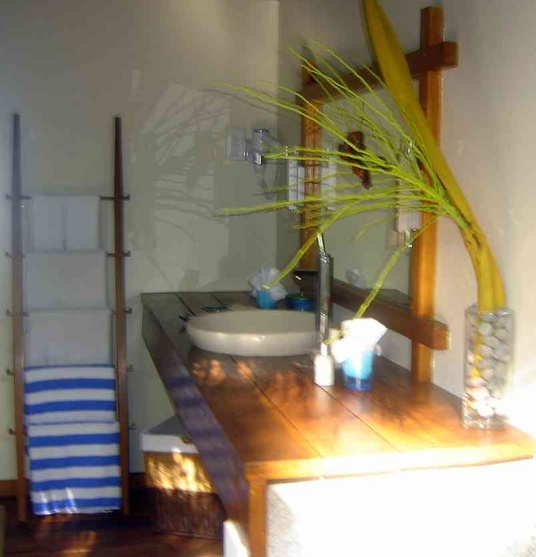 Beach Villa - toilet