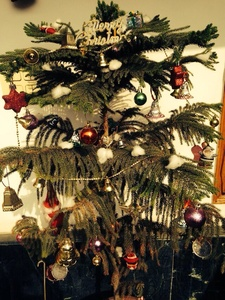 Merry Christmas to all. Here is my Christmas tree!