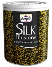 Berger Silk Illusions Design Metallica Finish