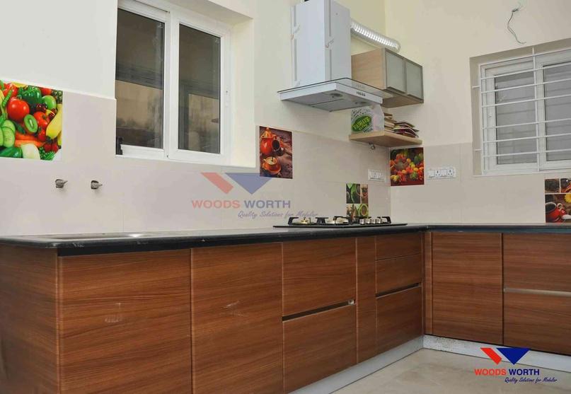Modular Kitchen in Chennai-Modular Kitchen Chennai - woodsworth by
