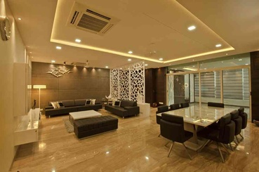 All style living room and living cum dining room in for Living room designs chennai