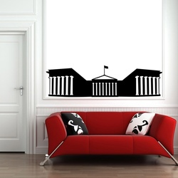 Parthenon Wall Decal ( KC209 )