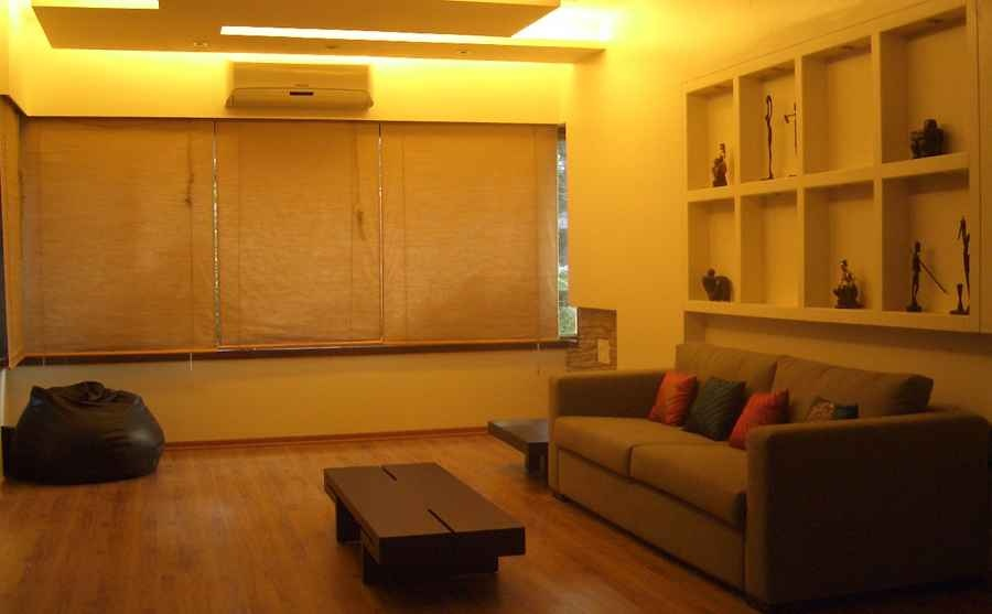 2 Bhk Apt At Bandra By Shahen Mistry Interior Designer In