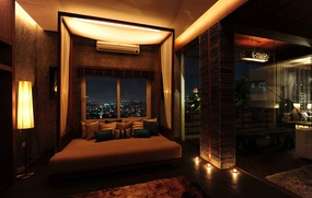 Window Designs for Bedrooms