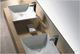 Sestones Tito Countertop Ceramic Art Basins