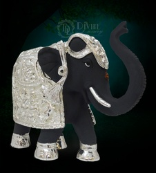 Buy Idol Black Elephant 3 inch