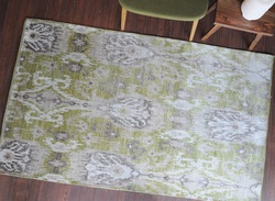 Taj Hand-knotted Bamboo Rugs