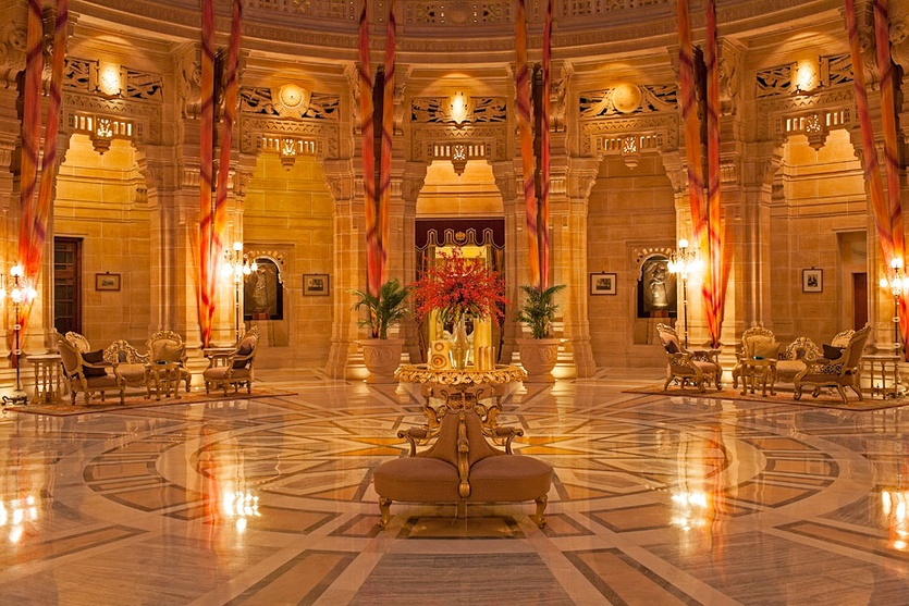 Umaid Bhawan Palace Jodhpur By Payal Kapoor Interior
