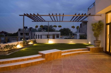 Terrace Design ideas India | Terrace Garden Designs, Pictures