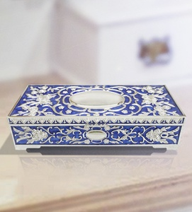 Jewelry Box Blue Colour