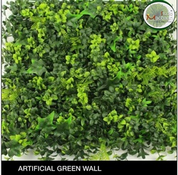 Artificial Vertical Green Wall Panel