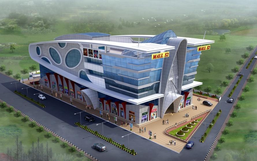 Торговый центр проект картинки