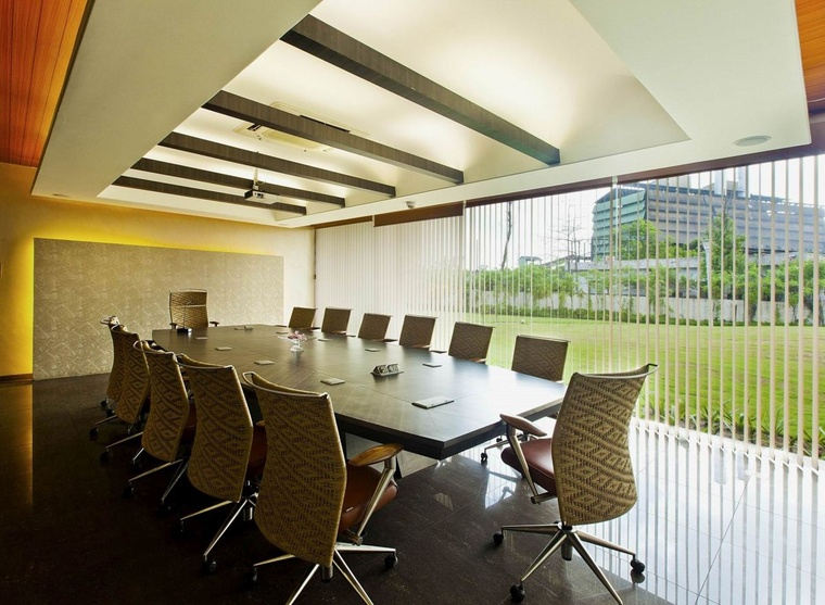 Conference Room with a Great Outdoor View