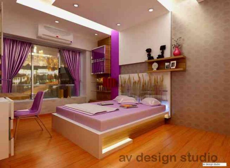 Mr Nilmesh Shah Residence By Arvind Vishwakarma Interior