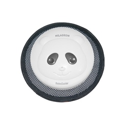 RoboDuster Panda - India's Most Silent Robotic Floor Cleaner