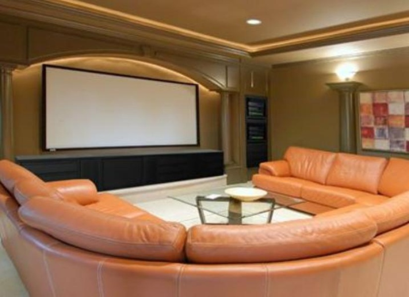 8 Inspiring Home Theatre Designs