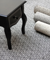 Reo Hand-woven Durable Rugs