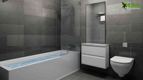 Creative ideas For A Bathroom Interior Design For Home