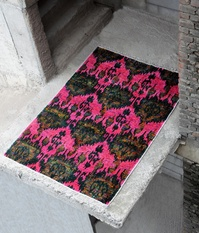 Edmond Hand-knotted Viscose Rugs
