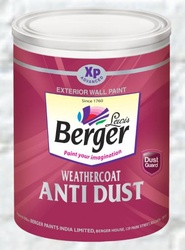 Berger Weathercoat Anti-dust Paint