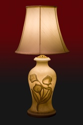Anthurium Table Lamp