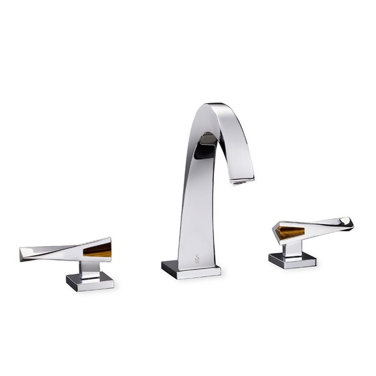Arco faucet with Brown tiger eye