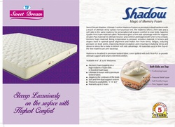 Shadow Anti-Bacterial Luxury Mattress