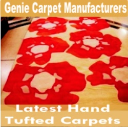 Latest Hand Tufted Carpets