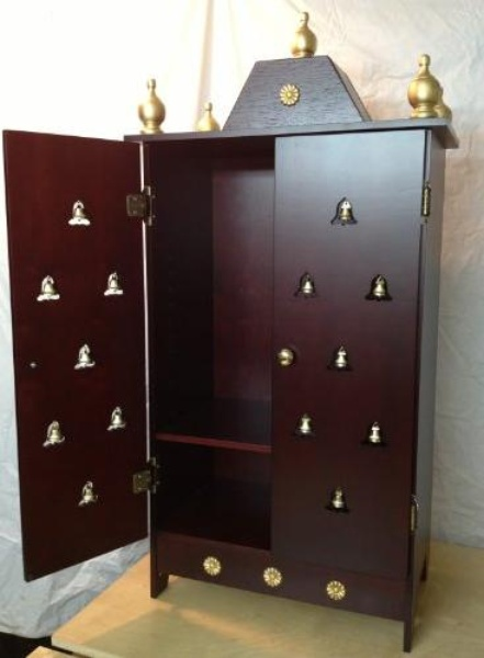 Small Pooja Cabinet Designs Small House Pooja Room Design Ideas