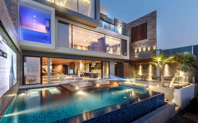 Villa Design Ideas Modern Villa Designs Villa Exteriors Photos